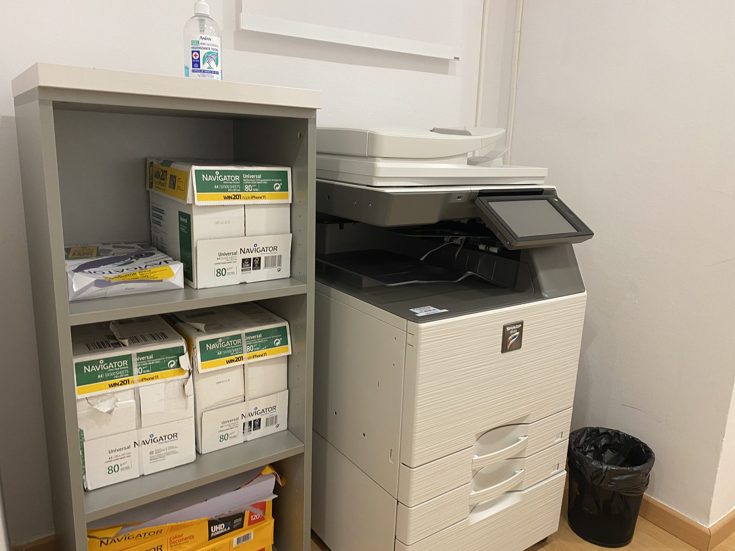 Servicio de impresión