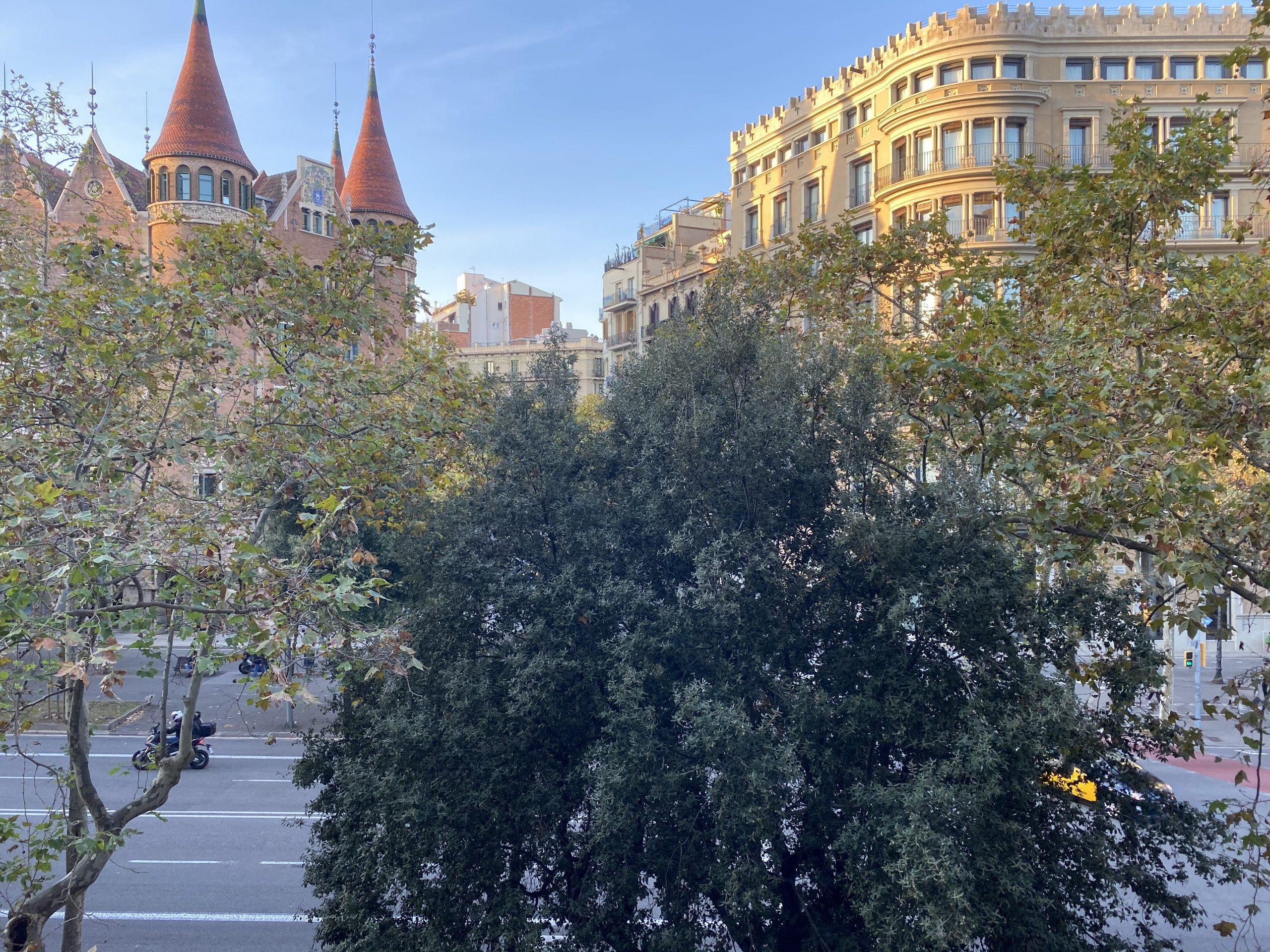 Vistas de Despacho en Diagonal Barcelona