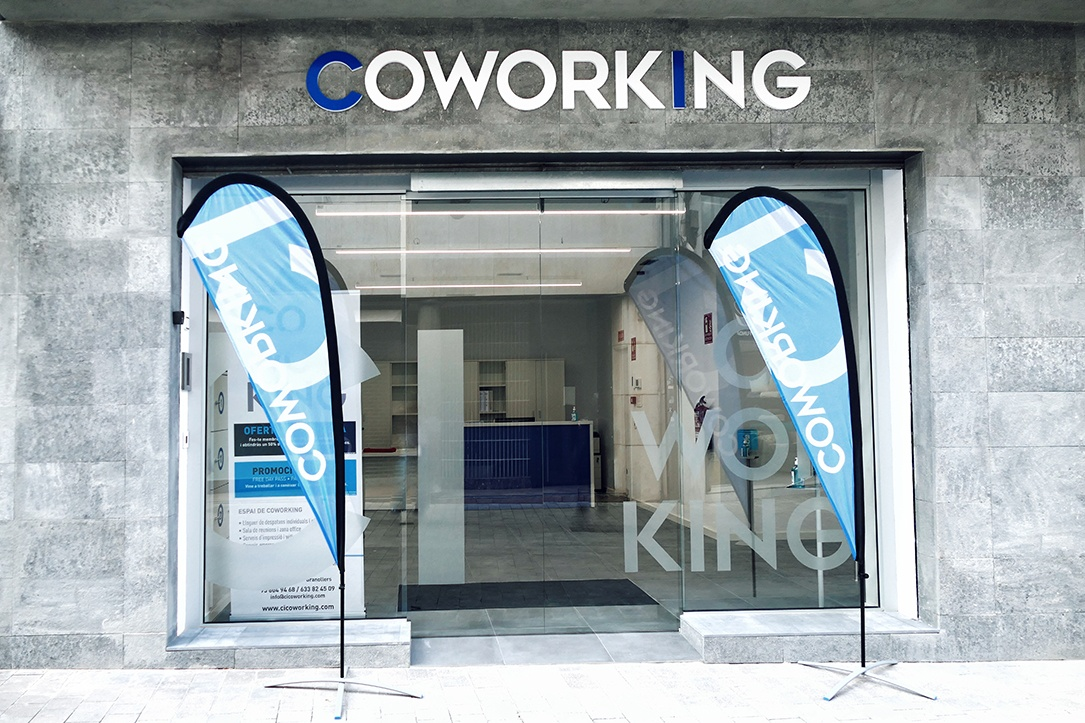 coworking centre granollers